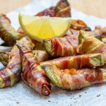 Bacon-Wrapped Avocado Fries Recipe by CleanFoodCrush