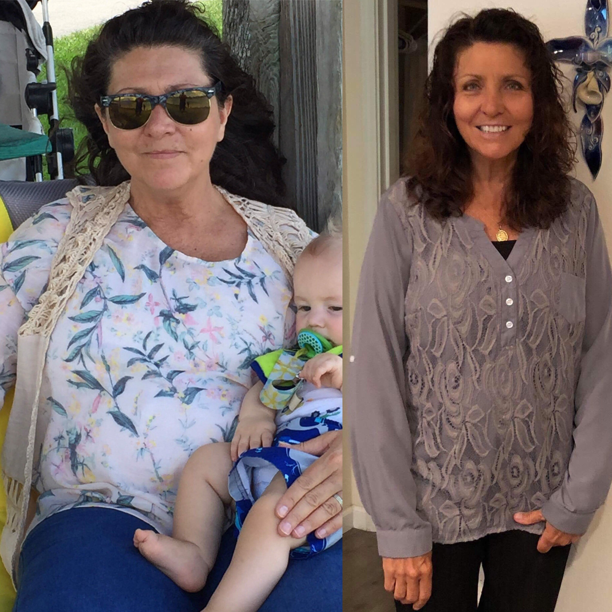 Lolas 30 Day Clean Eating Challenge Transformation