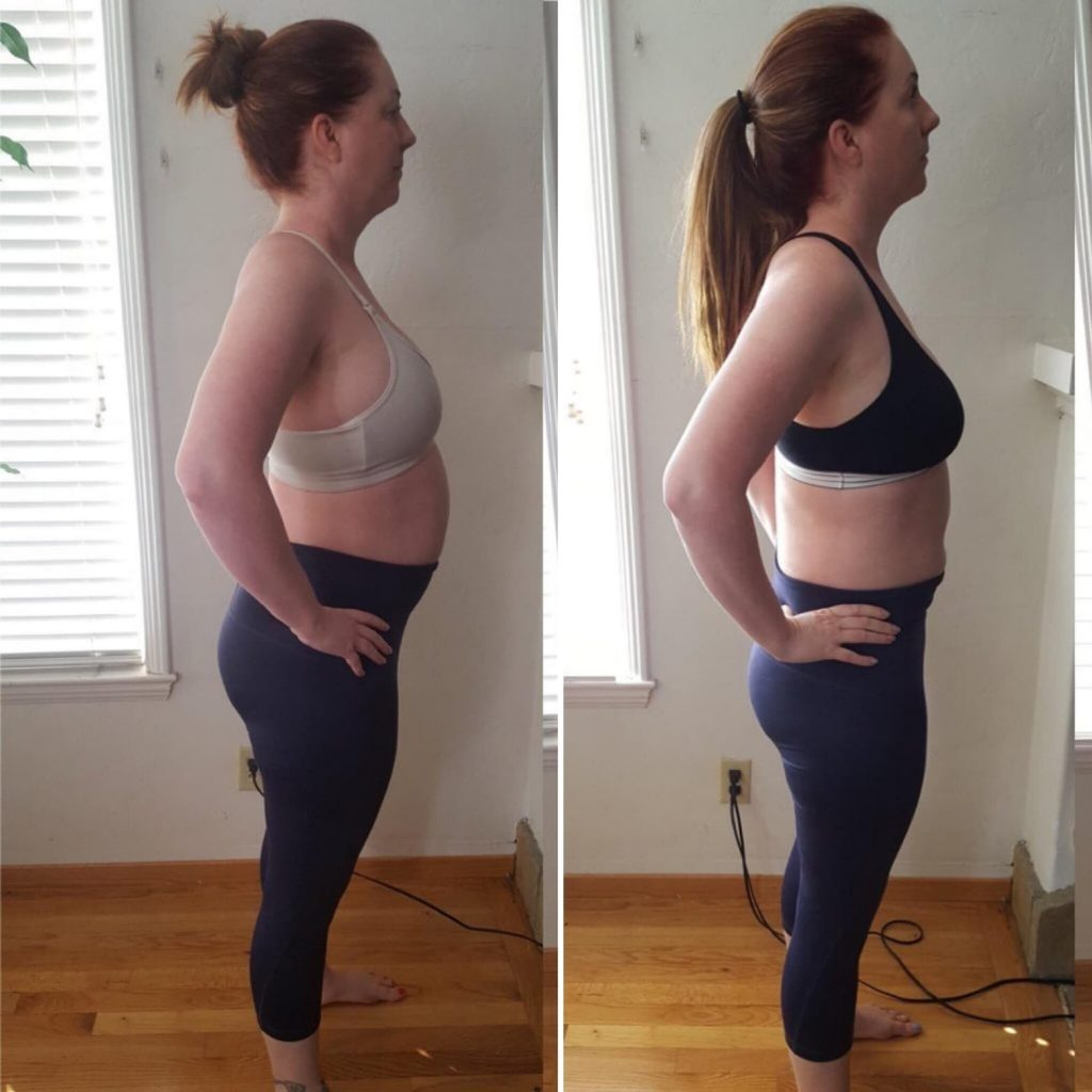 How Mellyn Lost Weight With The 30 Day Clean Eating Challenge