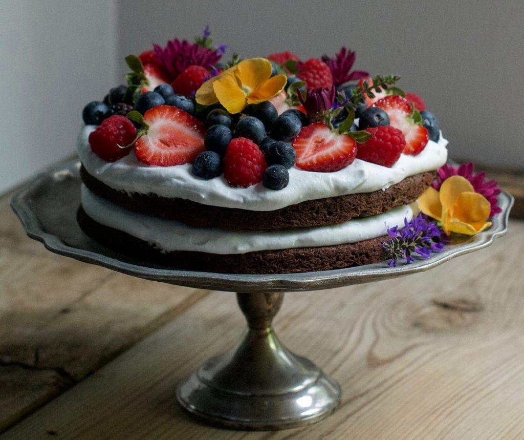 Chocolate Zucchini Cake Recipe