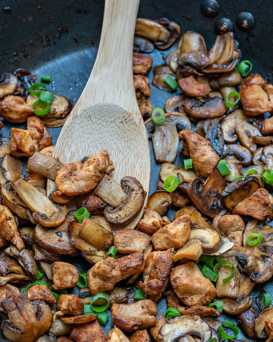Asian Chicken Lettuce Wraps Ingredients