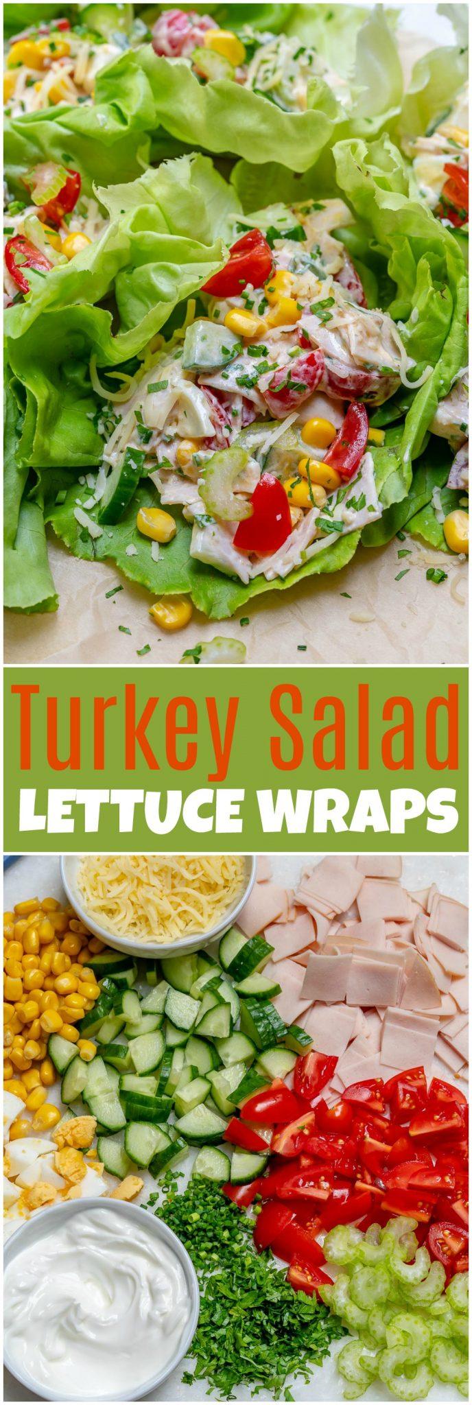 Turkey Salad Easy Healthy Dinner Recipes