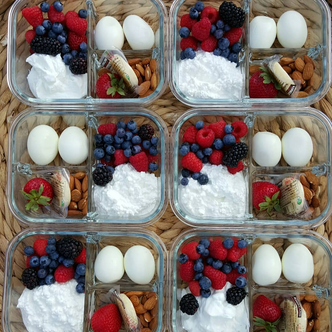 Eat Clean Protein Bento Breakfast Boxes