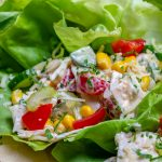 Eat Clean Turkey Salad Lettuce Wraps