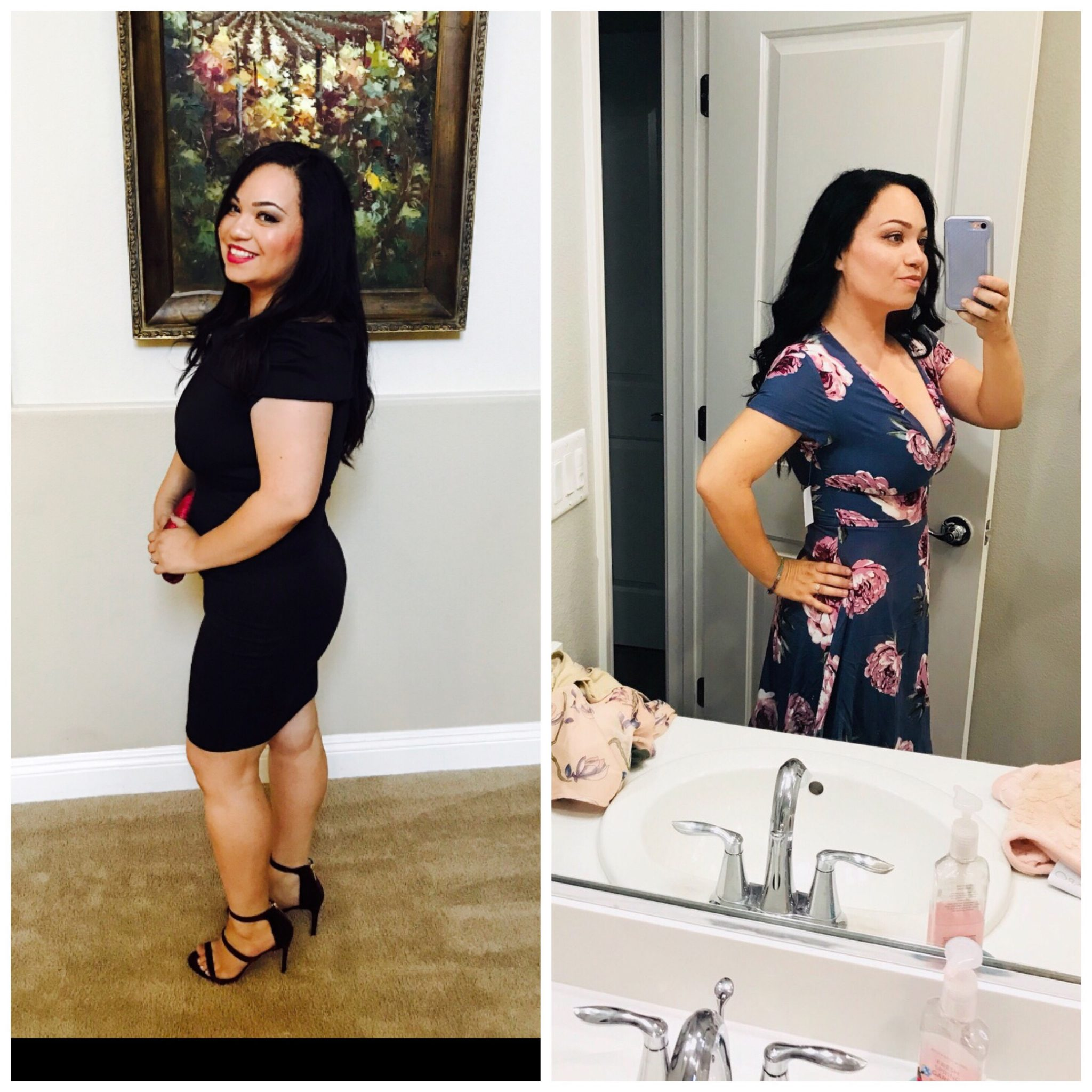 Jessica's 36 Pounds Transformation Story