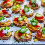 CleanFoodCrush Loaded Sweet Potato Rounds