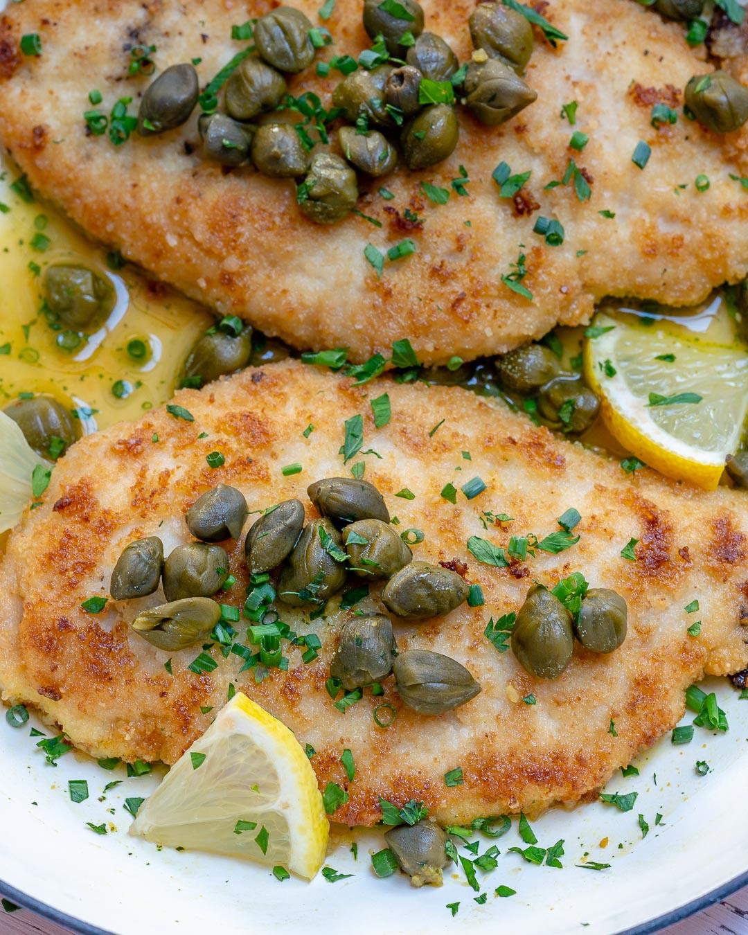 Healthy Chicken Breast Piccata Dinner Ideas