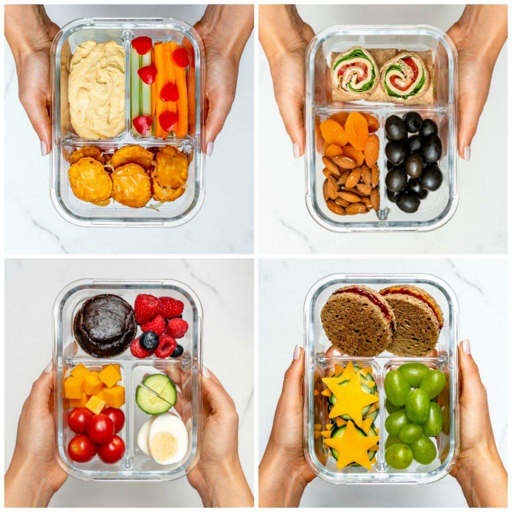4 Ideas of Kid Friendly Lunchbox