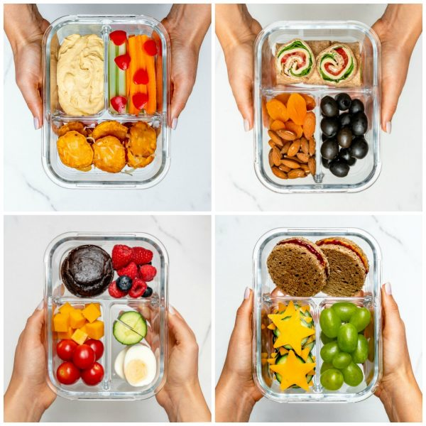 4 New Kid Friendly Clean Eating Lunchbox Ideas Clean