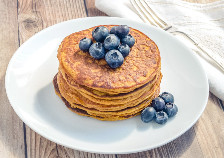 Perfect Pumpkin Pancake Healthy Breakfast Ideas