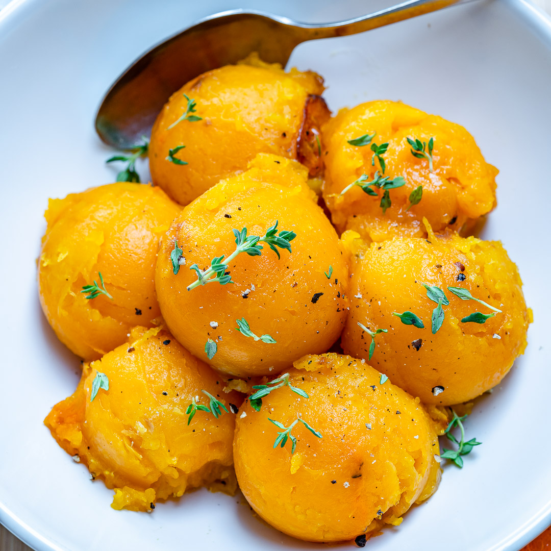 Healthy Roasted Butternut Squash Sides