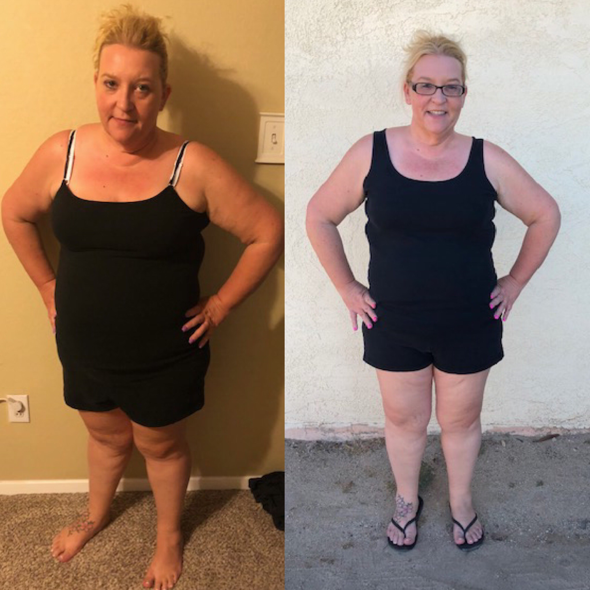 Tinas Weight Loss Story