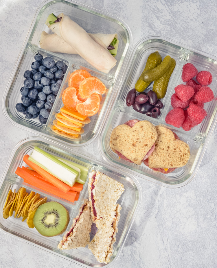 3 Creative Clean Eating Bento Boxes