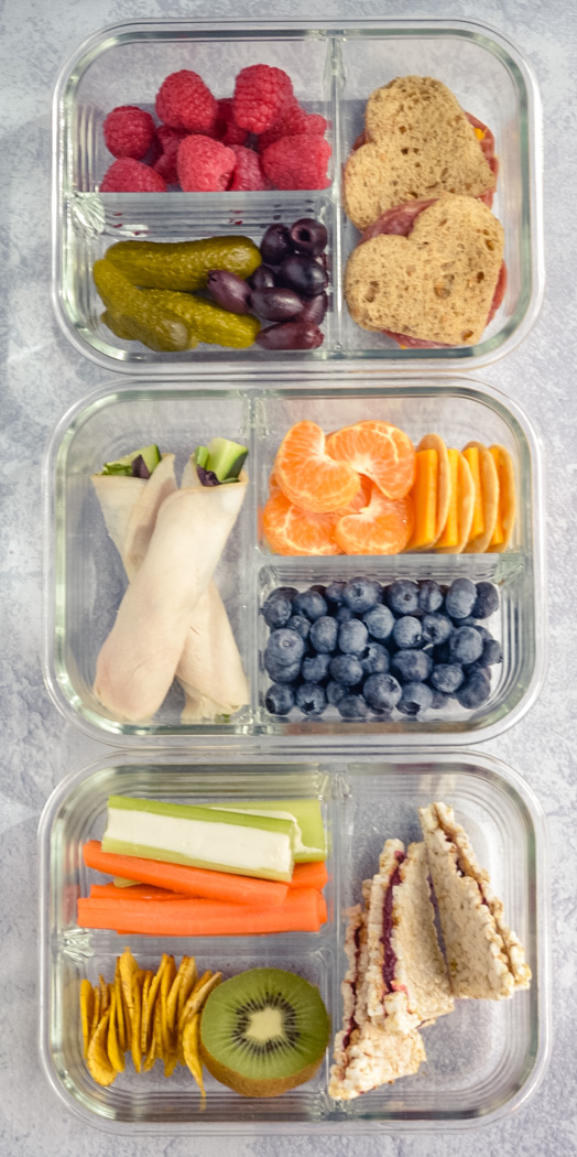 Eat Clean Bento Lunch Boxes