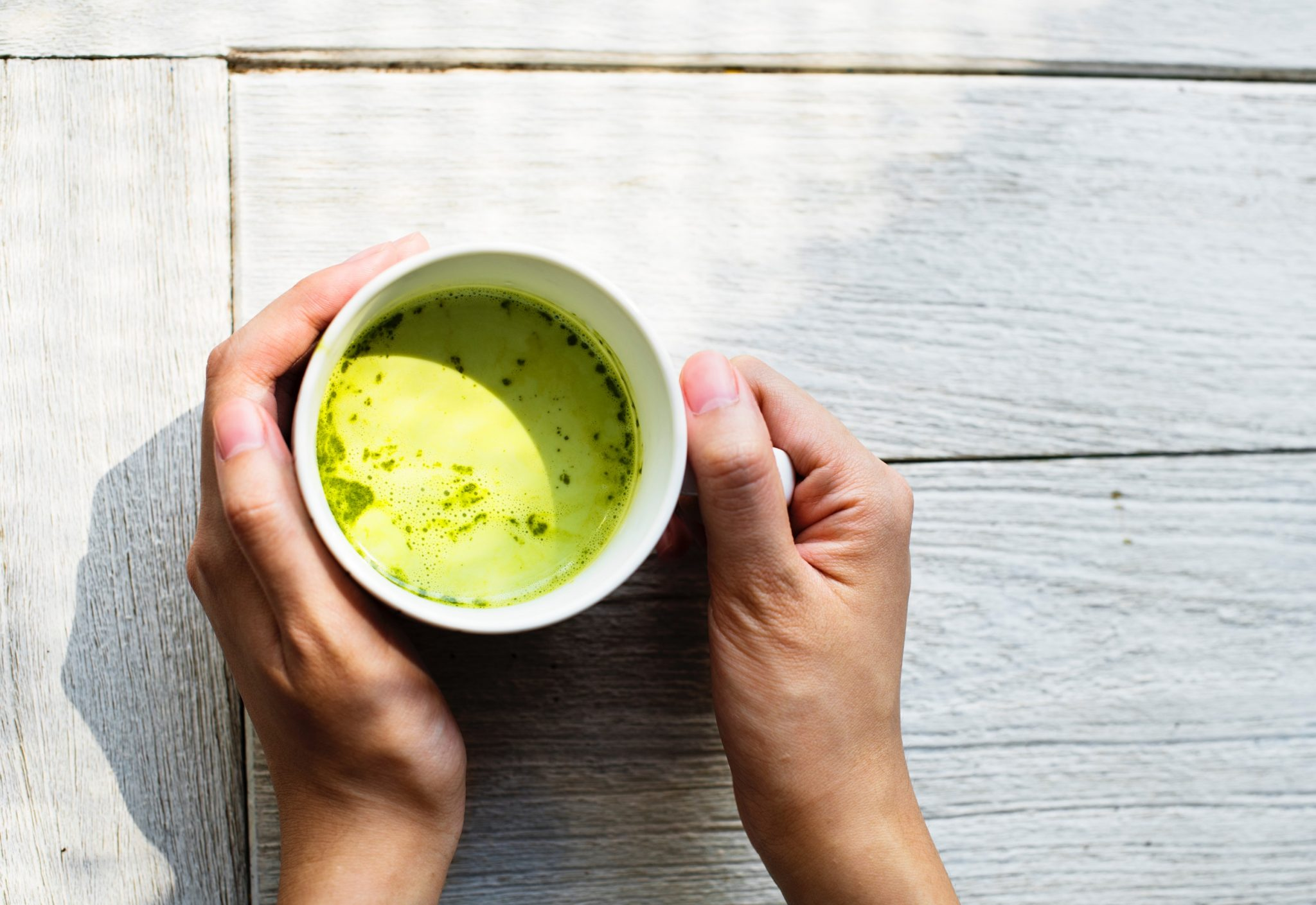 Green Tea Boost Mood and Lose Weight