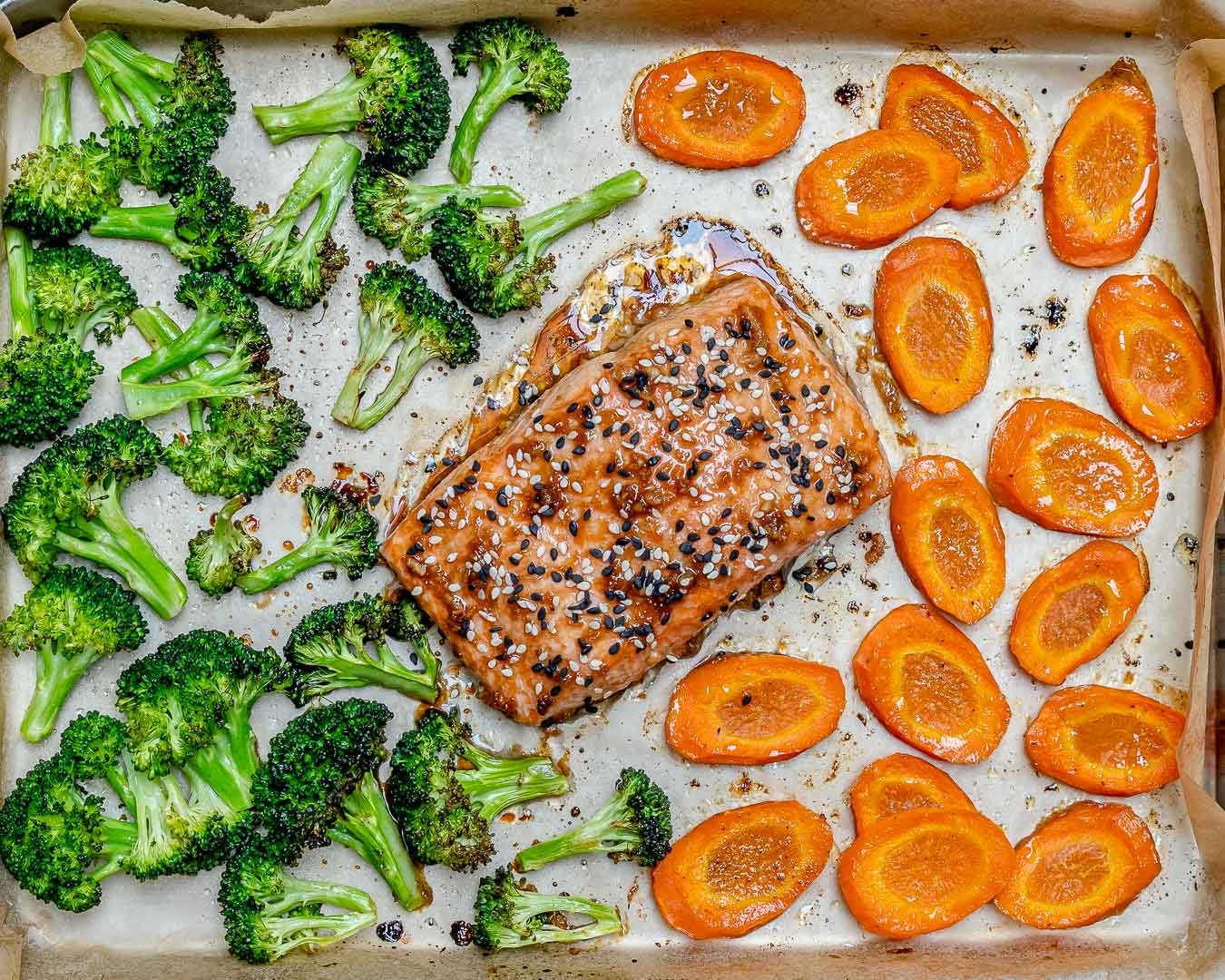 Clean Teriyaki Salmon Dinner Recipe