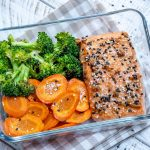 Homemade Teriyaki Salmon for Meal Prep by CleanFoodCrush Recipes