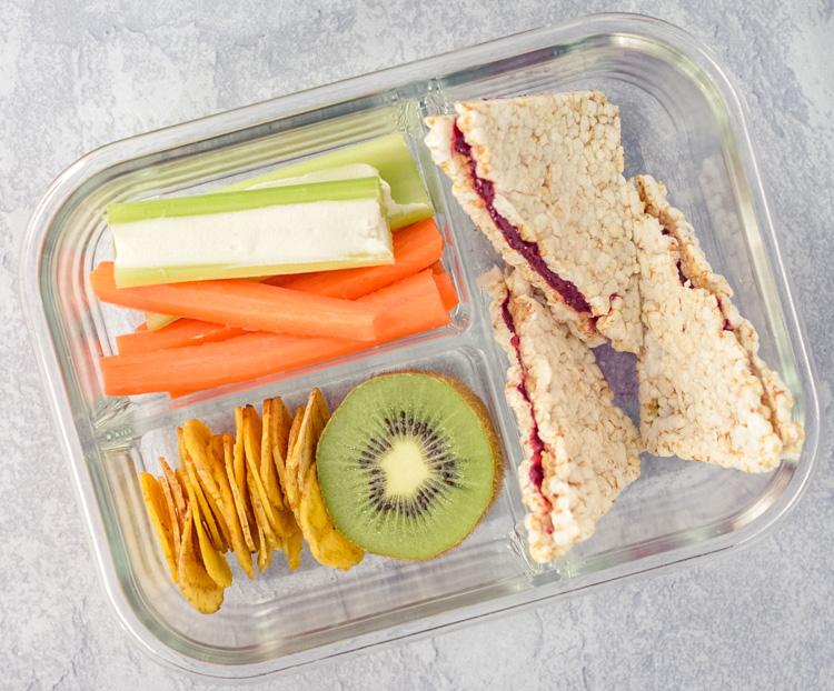 Lunch Box Vegan Option Recipe