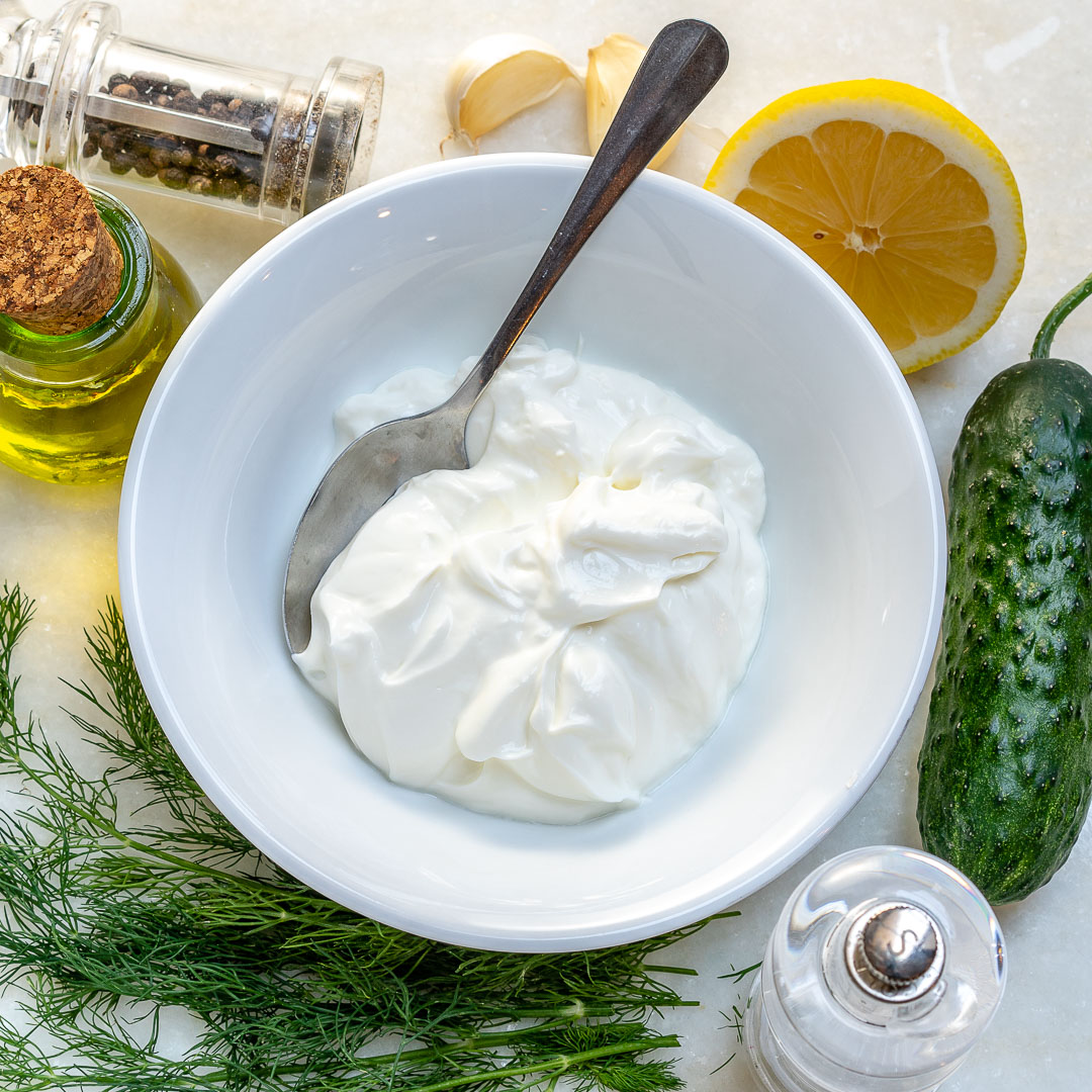 Healthy Homemade Tzatziki Sauce Dinner Ideas