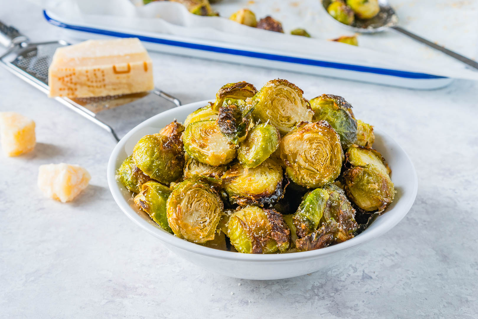 Roasted Brussels Sprouts Clean Recipe
