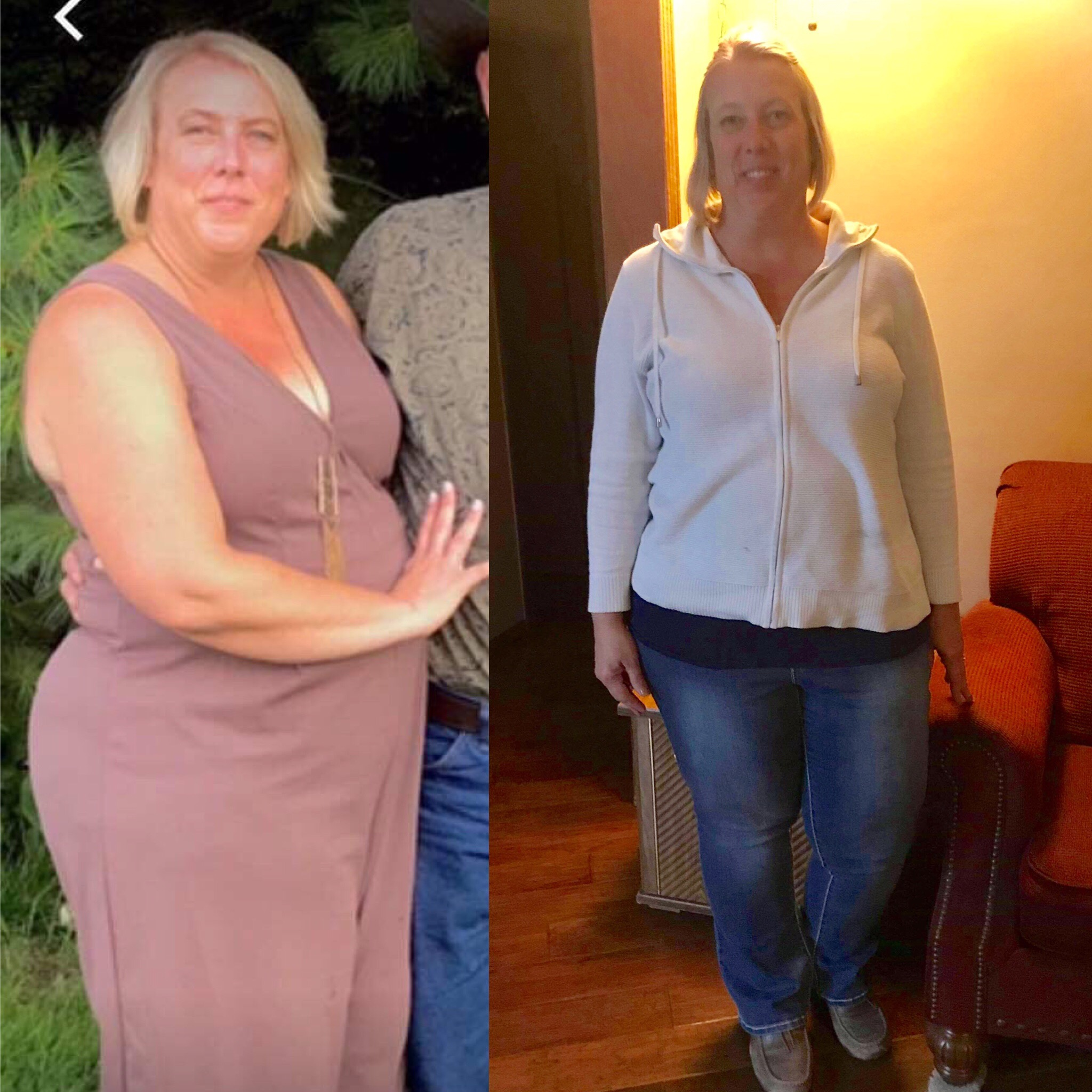 Tracys Clean Food Diet Transformation
