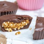 Clean Eating Chocolate Peanut Butter Crispy Treats Recipes