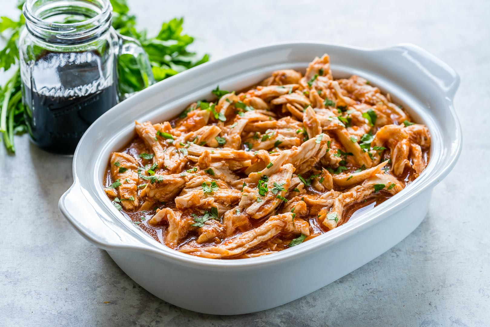 Crock Pot 3 Ingredient Pulled Chicken Rachel Maser Recipes