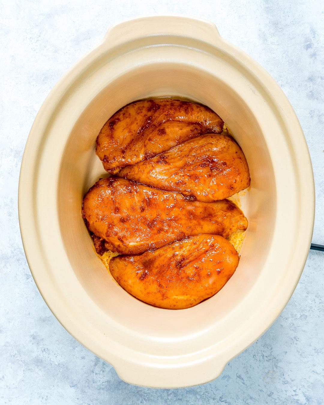 Cooked Boneless Chicken Ingredient