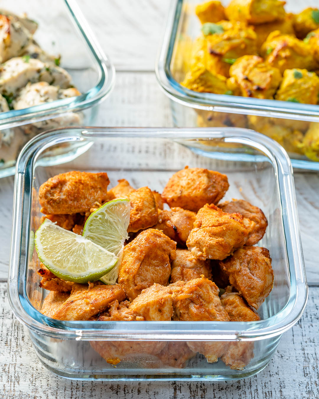 Eat Clean Chili Lime Chicken Recipe