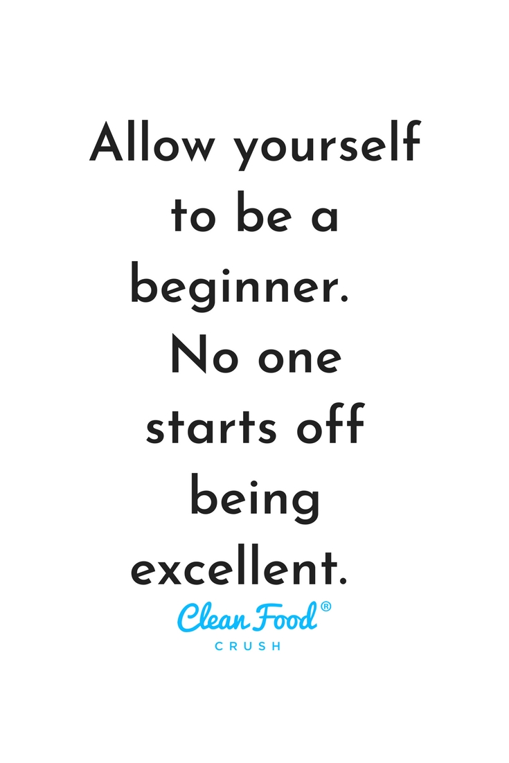 CleanFoodCrush Motivational Notes