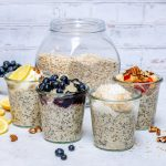 CleanFoodCrush Overnight Oats 4 Ways