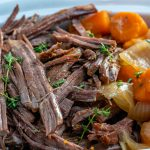 Eat Clean Slow Cooker Roast Beef