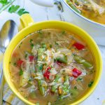 Recipe Quick & Simple Skinny Detox Soup