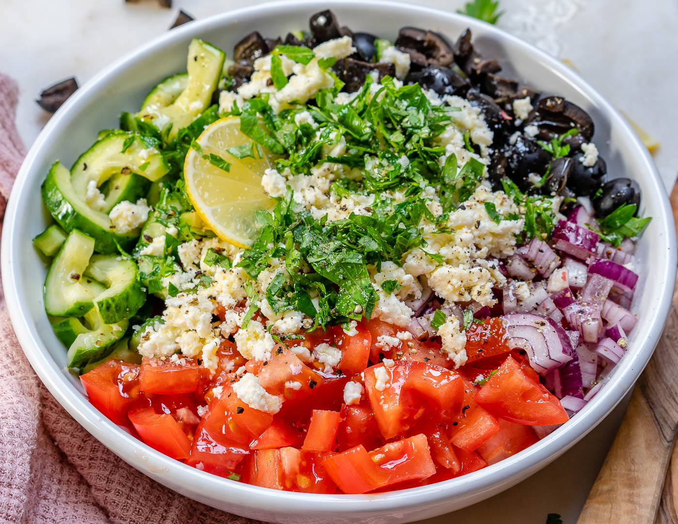 CFC's Favorite Chopped Salad