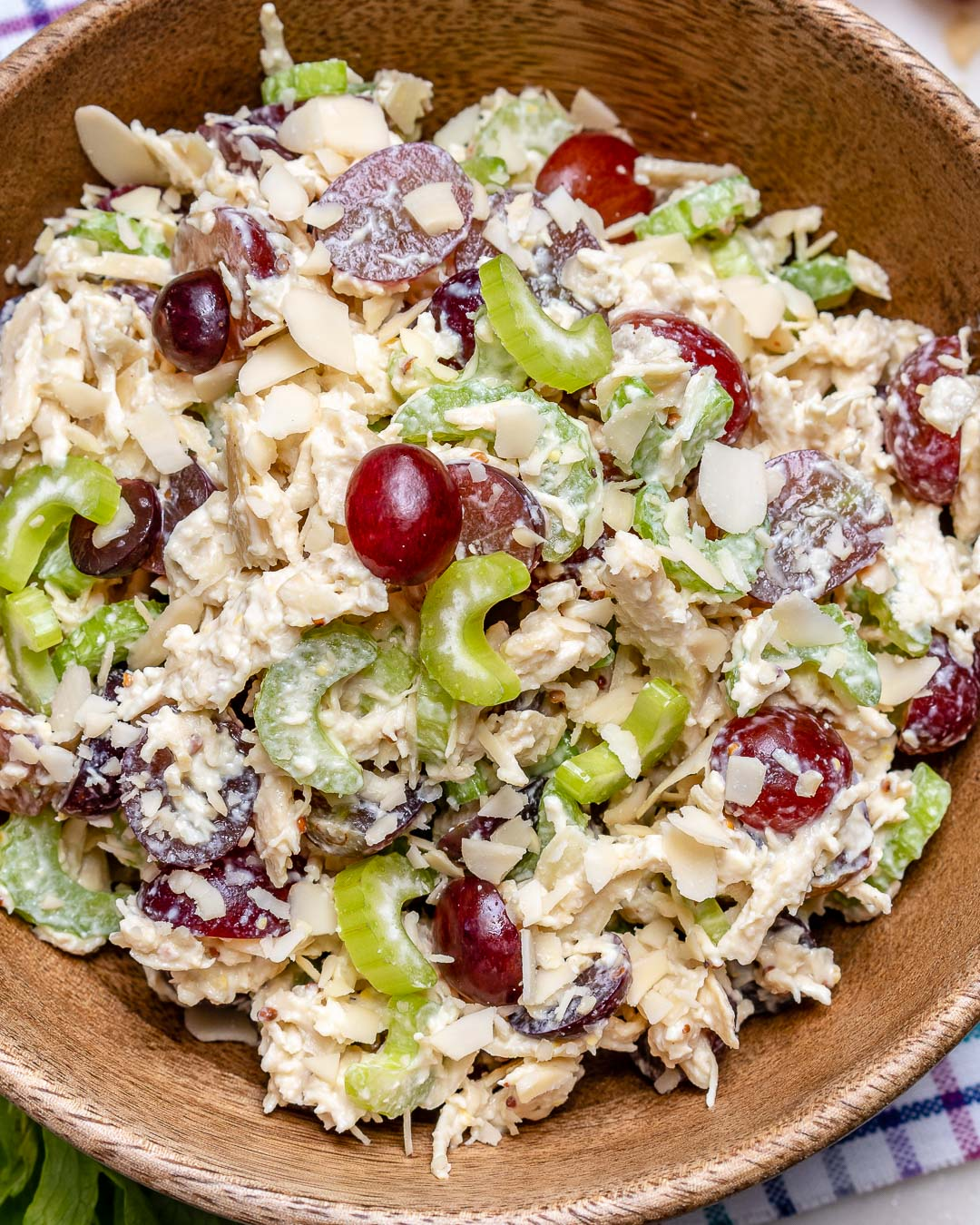 Rachel's Favorite Quick & EASY Chicken Salad! | Clean Food ...