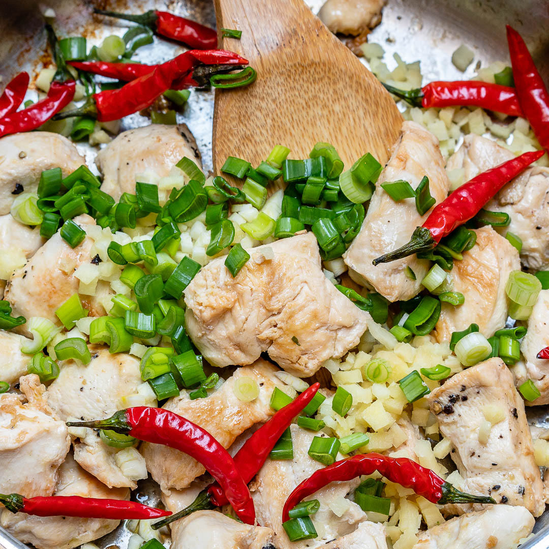 Spicy Chicken  Broccoli Stir-Fry For Quick Clean Eating  Clean Food Crush-9656