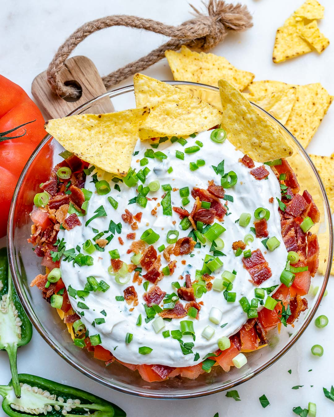 5 Layer Bean Dip