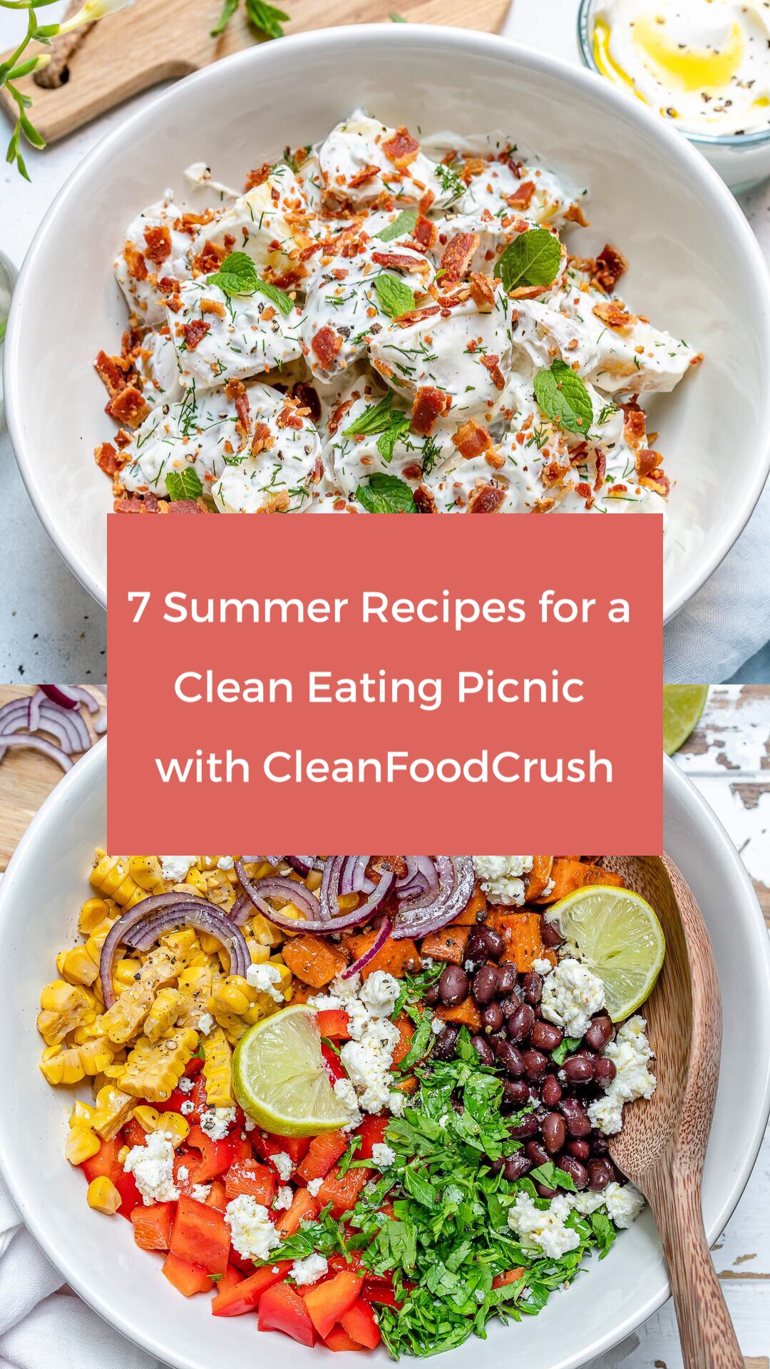 7 Summer Recipes Perfect for a Clean Eating Picnic ...