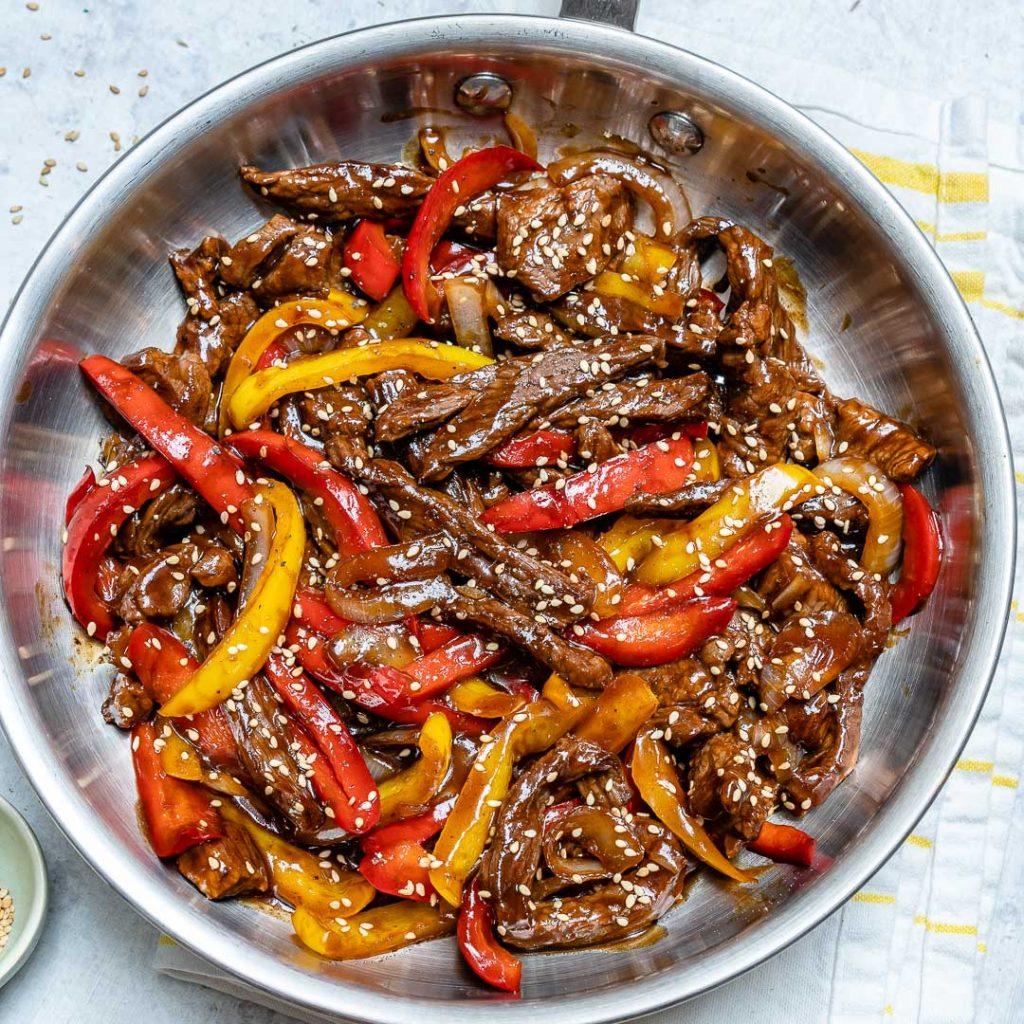 Sichuan Beef Skillet for a Mouthwatering Family Meal!