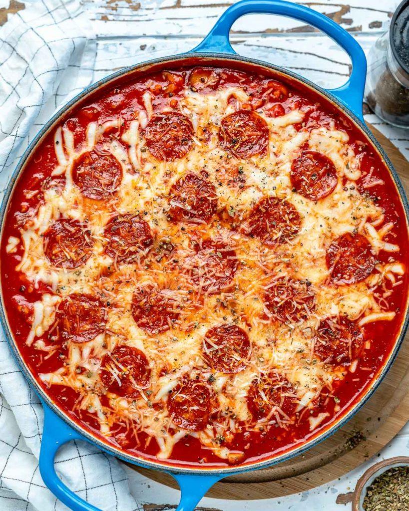 Supreme Pizza Chili