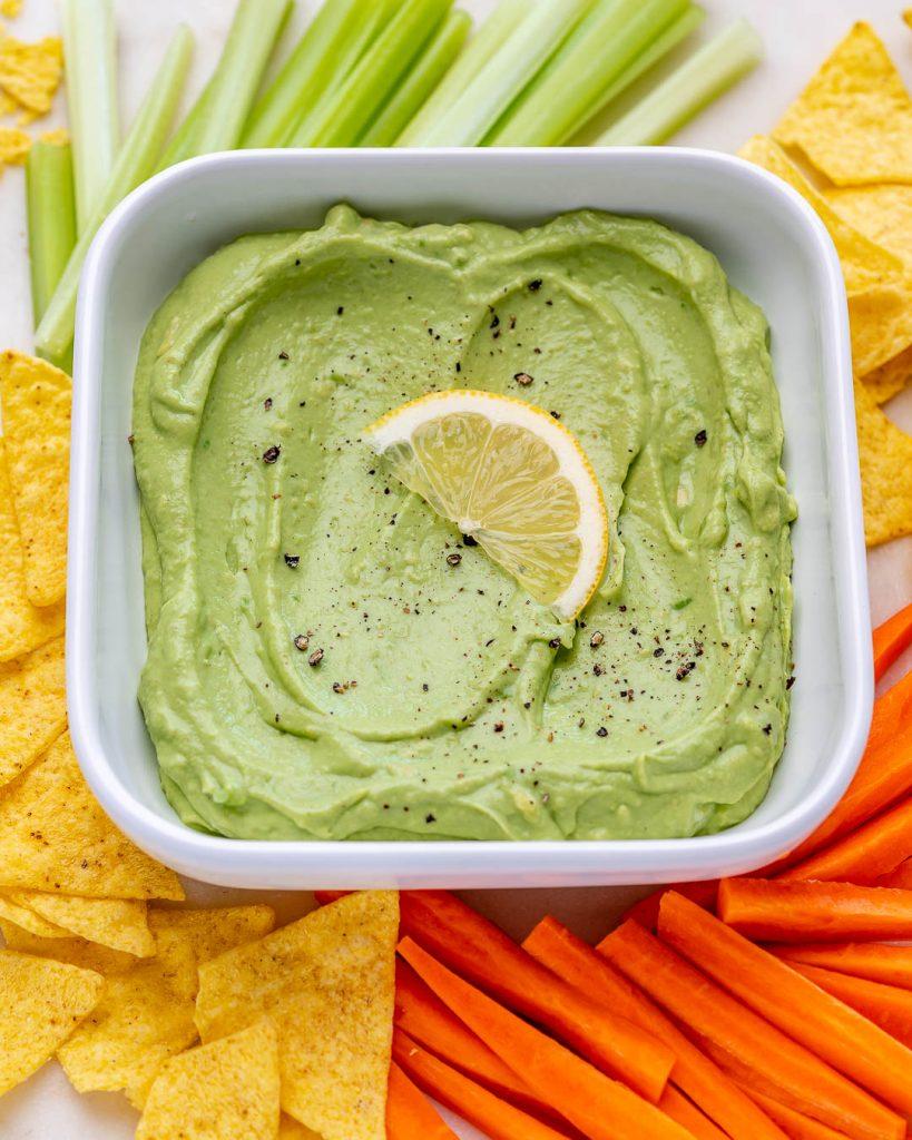Rachel's Creamy Avocado Dip