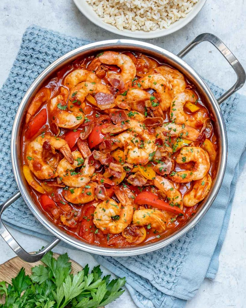 Shrimp Creole Meal Prep