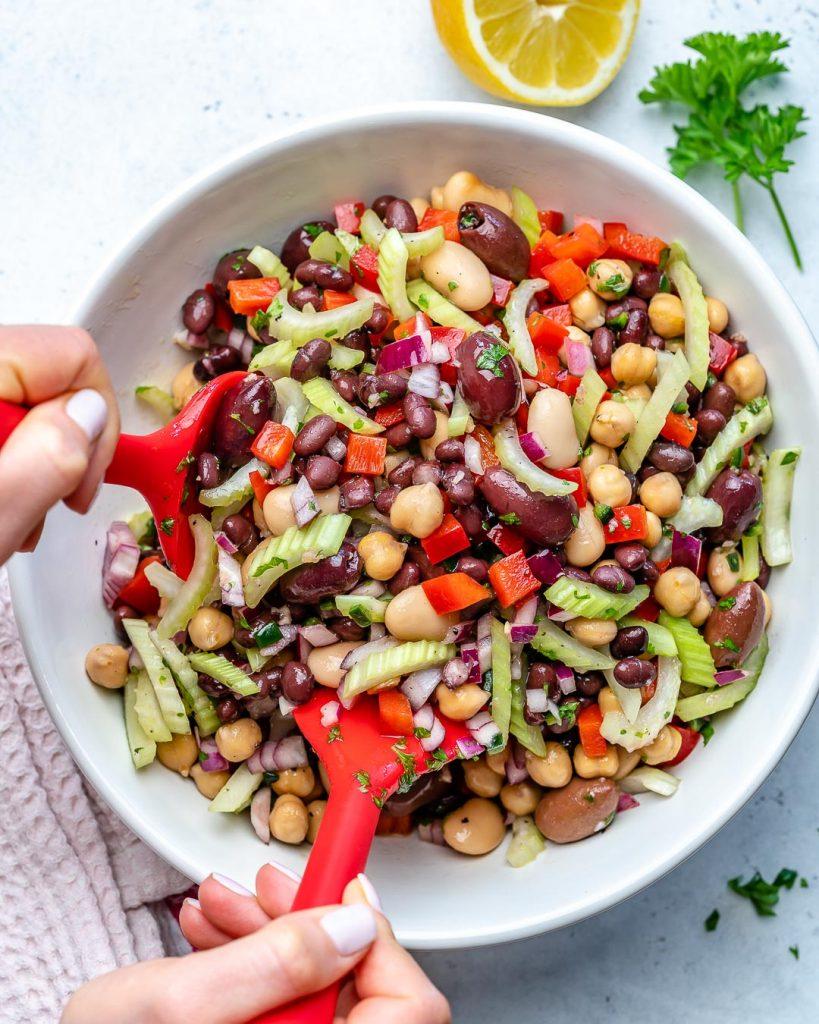 Marinated 3 Bean Salad