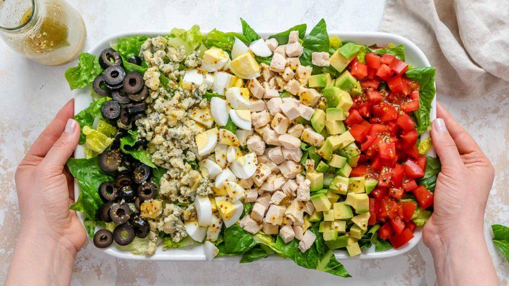 Loaded Cobb Salad