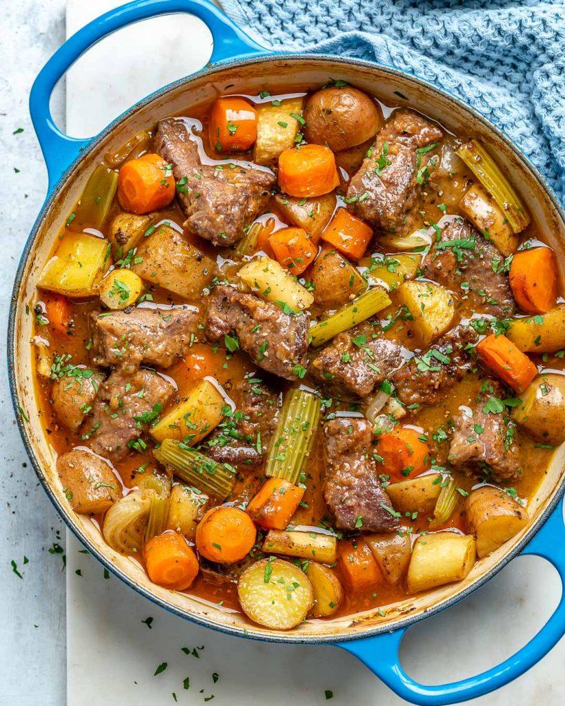 Rachel's Favorite Comforting Beef Stew