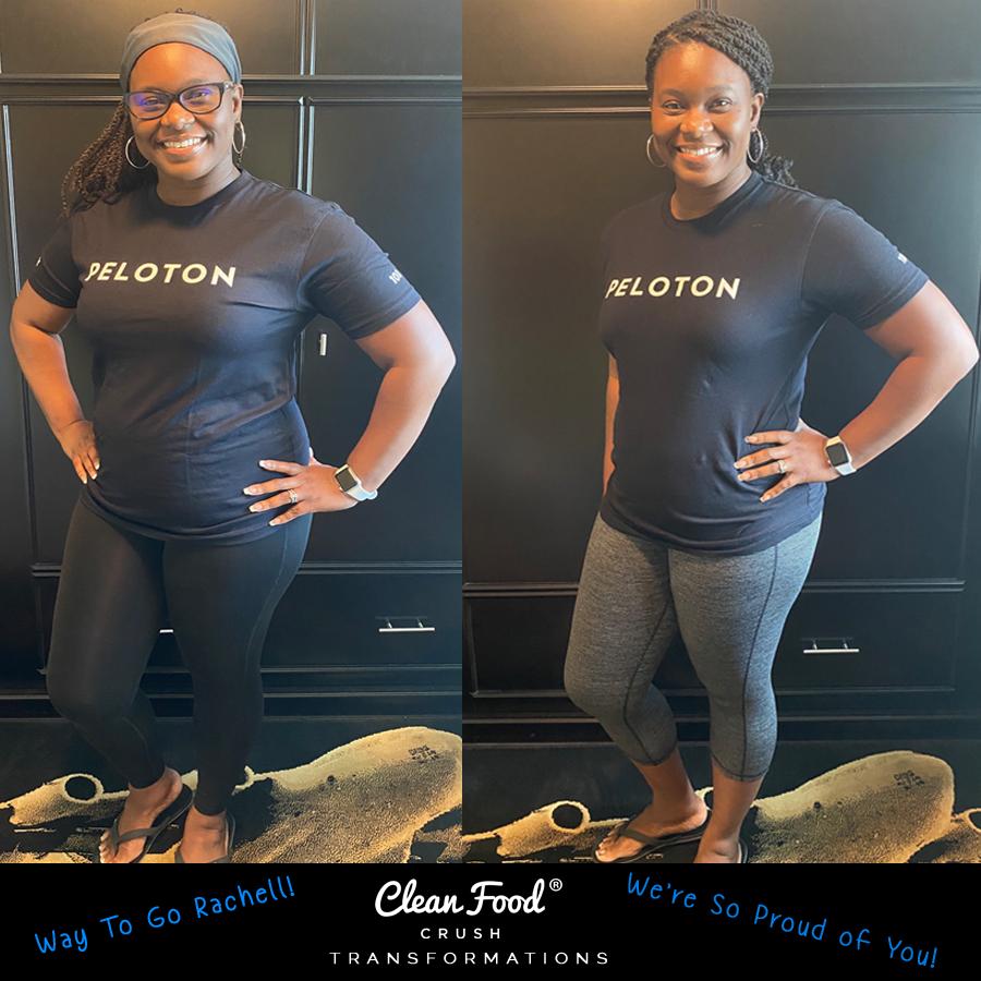 Transformation Testimonials Clean Food Crush