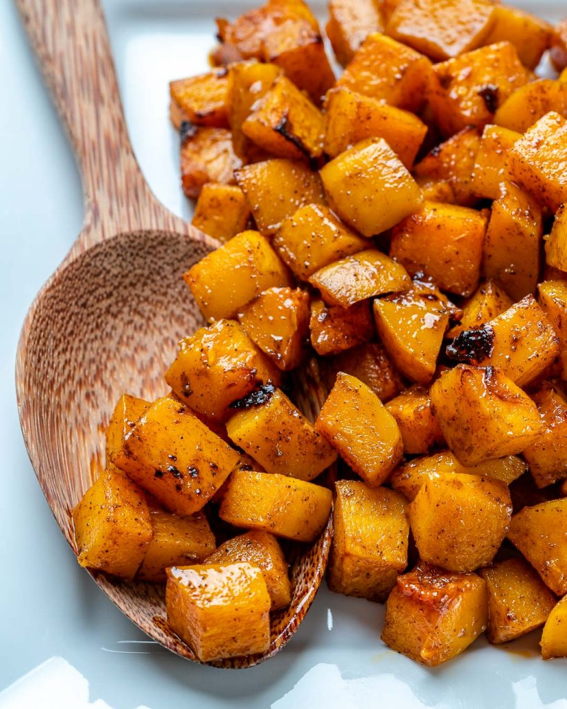 Perfectly Roasted Butternut Squash